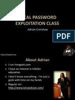 Passwords Issa