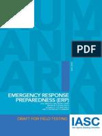 Emergency Response Preparedness