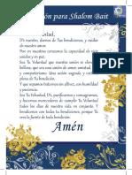 Bendicion para Shalom Bait.pdf