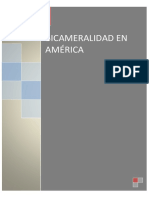 Bicameralidad en América Cara-merged