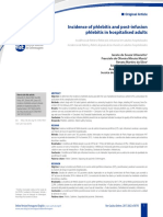 Incidence of phlebitis and post-infusion phlebitis in hospitalised adults.pdf
