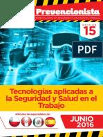 EL PREVENCIONISTA JUNIO 2016 - 15 AVA ED.pdf