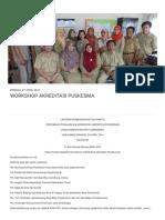 Bidang Pelayanan Kesehatan (Yankes) Dinas Kesehatan Kota Samarinda_ Workshop Akreditasi Puskesma