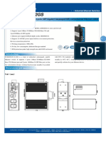 It Es206 Iu g 2gs Datasheet - SWITCH ETHERNET UNMANAGED INDUSTRIAL