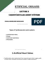 cardiovascular assist device