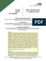 A Representatividade Negra nos Tambores da Umbanda.pdf