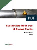 Sustainable Heat Use of Biogas Plants Handbook