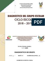 DIAGNOSTICO DE GRUPO ESCOLAR2018-19 - copia.pptx