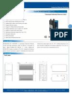 It Es3016 Iu 4f 12 48vac Datasheet - SWITCH ETHERNET UNMANAGED INDUSTRIAL