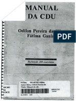 Manual Da CDU_odilon