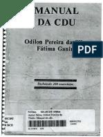 Manual Da CDU_odilon