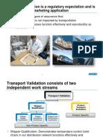 Transport Validation