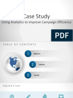 Campaign Responsiveness Model- Proposed PPT