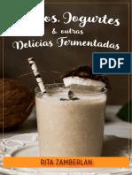 Queijos Iogurtes e Outras Delicias Fermentadas