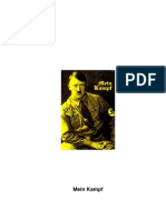 Mein Kampf (English Translation)