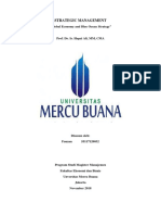 11, SM, Fauzan, Hapzi Ali, Global Economy and Blue Ocean Strategy, Universitas Mercu Buana, 2018