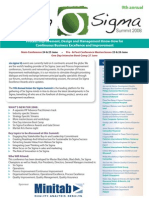 Asian Six Sigma Brochure 2008