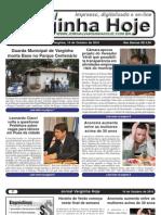 Jornal Varginha Hoje - Edição 21 - 2010