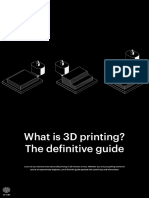 3D Printing the Definitive Guide