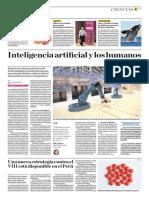 Inteligencia Artificial y Los Humanos