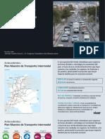 2018 Accesos Viales a Las Ciudades - COLOMBIA
