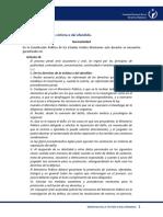Derecho Victim articulo 20