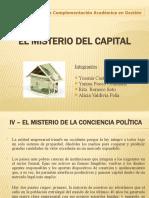 Misterio de Capital 4 y 5