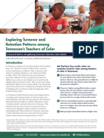 Retention Patterns Among Teachers of Color FINAL