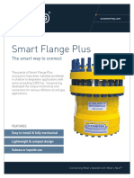 Oceaneering PRS - Smart Flange Plus Connector