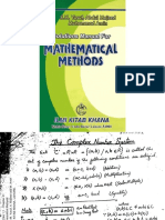 Mathematical Methods Solution Manual by SM Yousaf