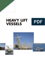 Boskalis Heavy Lift Vessels Brochure