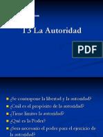 T3 La Autoridad
