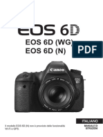 EOS 6D Instruction Manual IT