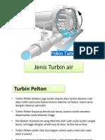 Jenis Turbin Air
