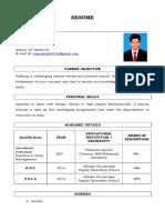 Prakash Resume 2018.doc