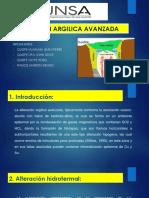 Alteracion-Argilica-Avanzada.
