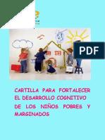 Cartilla Para Fortalecer El Desarrollo Cognitivo
