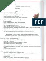 TAG 2006 Programme