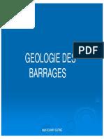 Géologie Des Barrages 2010_résum