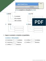 251311418 Exercicios Valor Posicional Dos Algarismos
