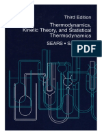Thermodynamics, Kinetic Theory of Gasses and Statistical Mechanics - Francois Sears & Gerhard Salinger