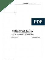 Calibracion Coordenadas Triton