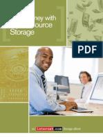 3852 Open Source Storage