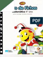 ALFA Livro de Fichas