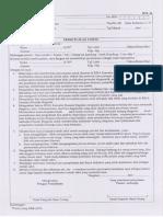 Rm 2a Persetujuan Umum