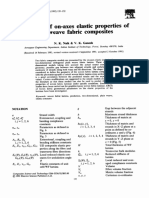 Prediction of on-axes elastic properties of plain weave fabric composites - naik1992.pdf