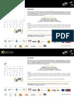 Cine y derechos humanos - INVITACIÓN Inauguración