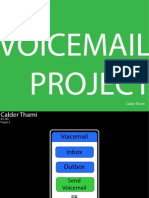 Mobile Voicemail Concept