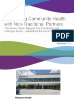 Communitiy Health and Non Traditional Partners.pdf