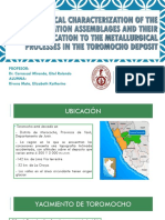 Mineralogical Characterization of the Alteration Assemblages and Their